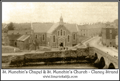 st munchin's church old and new