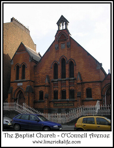 Baptist Church, O'Connell Avenue