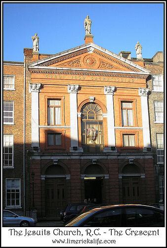 The Jesuits Church or Sacred Heart Church – Roman Catholic