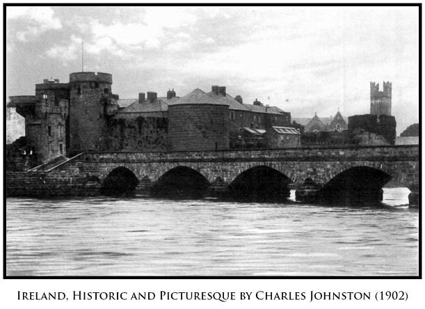 Thomond Bridge – The Bridge of Many Arches