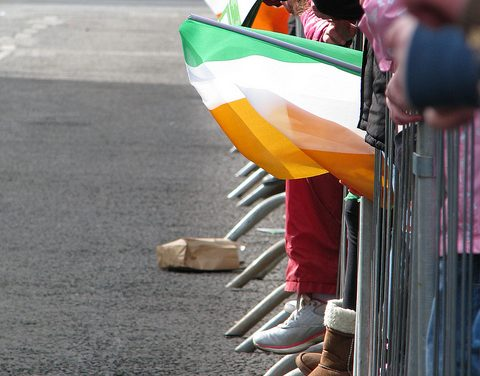 St Patrick's Day Parade 2011 in Limerick