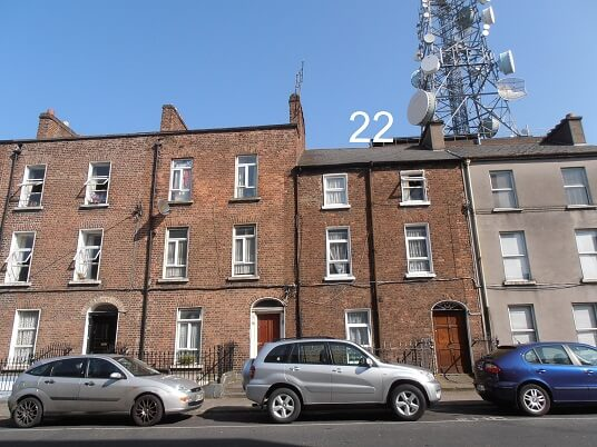 100 years of 22 Cecil Street Upper