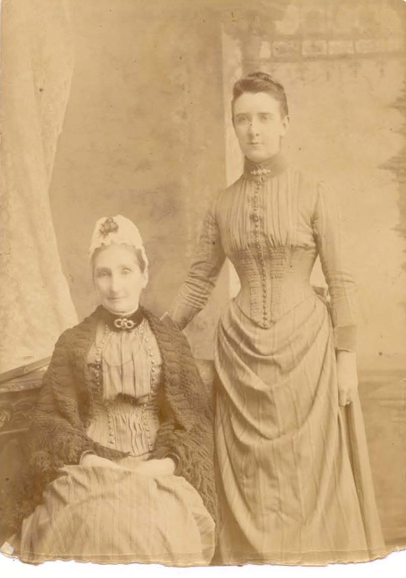 Eleanor McGhie Letter, 1873