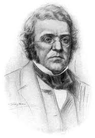 William Makepeace Thackeray, 1843