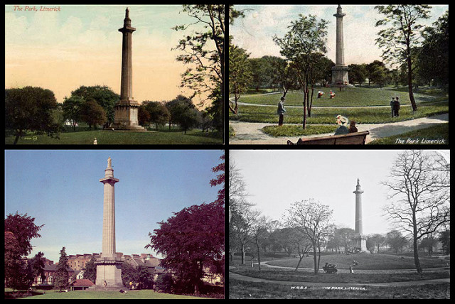 four pictures of peoples park