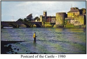 The Castle as viewed in 1980