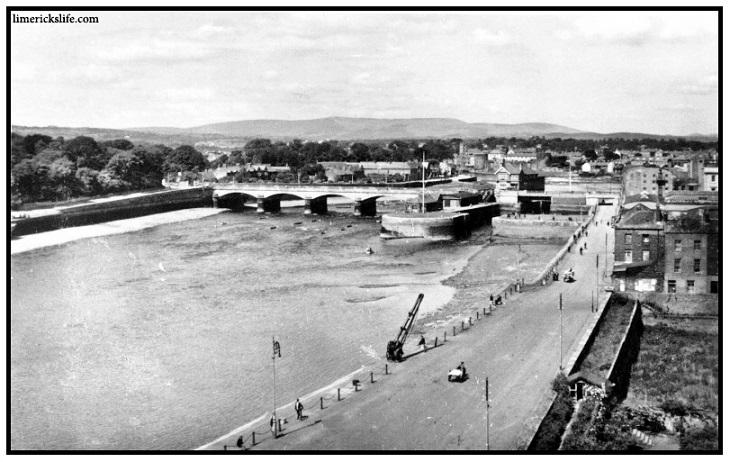 The development of Harvey's Quay