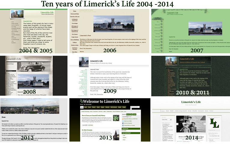 10 Years of Limerick's Life