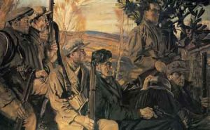 Men of the South, 1921-22, The Crawford Art Gallery, Cork.