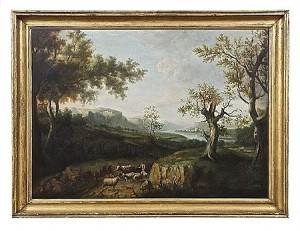 Landscape of Jeremiah Mulcahy