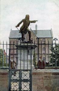 Sarsfield Statue
