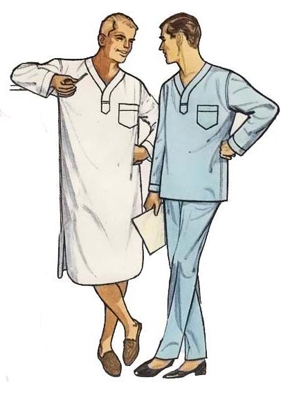 The Pyjama War of 1951