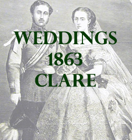 Cork Weddings 1863