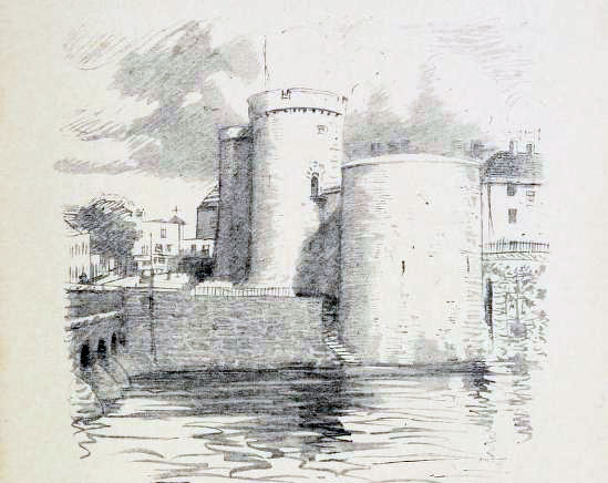 Limerick Castle, 12 views through the centuries