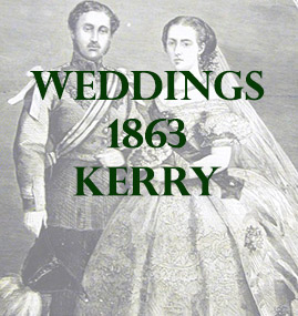 Kerry Weddings 1863