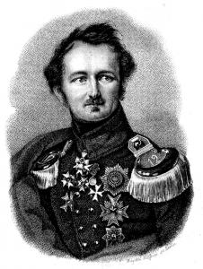 Prince Hermann von Pückler-Muskau in Limerick,1828