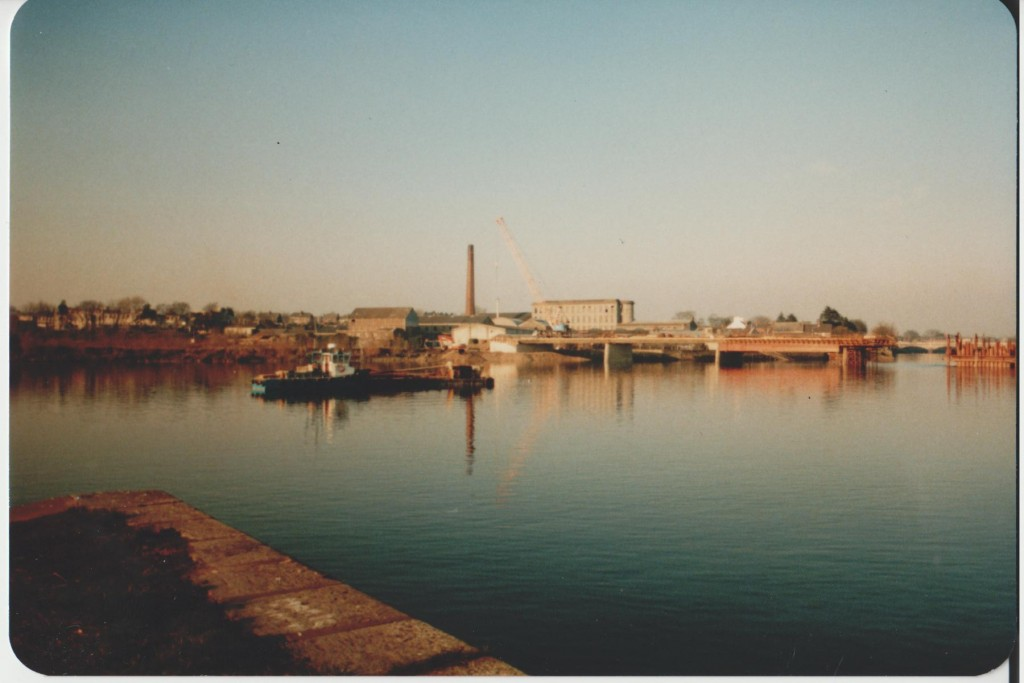 Cleeve's factory