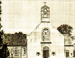 St Mary's Old Church