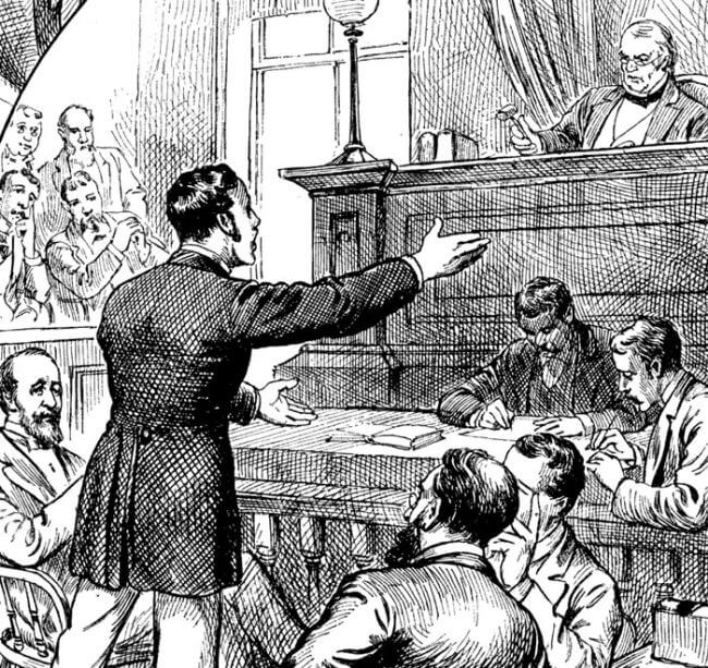 Cases heard at the Limerick City Police Court on 18 July 1893