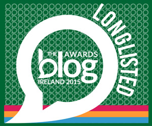 Blog Awards Ireland LongList Nomination 2015