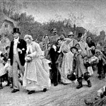 The Village Wedding by Sir Samuel Luke Fildes 1883