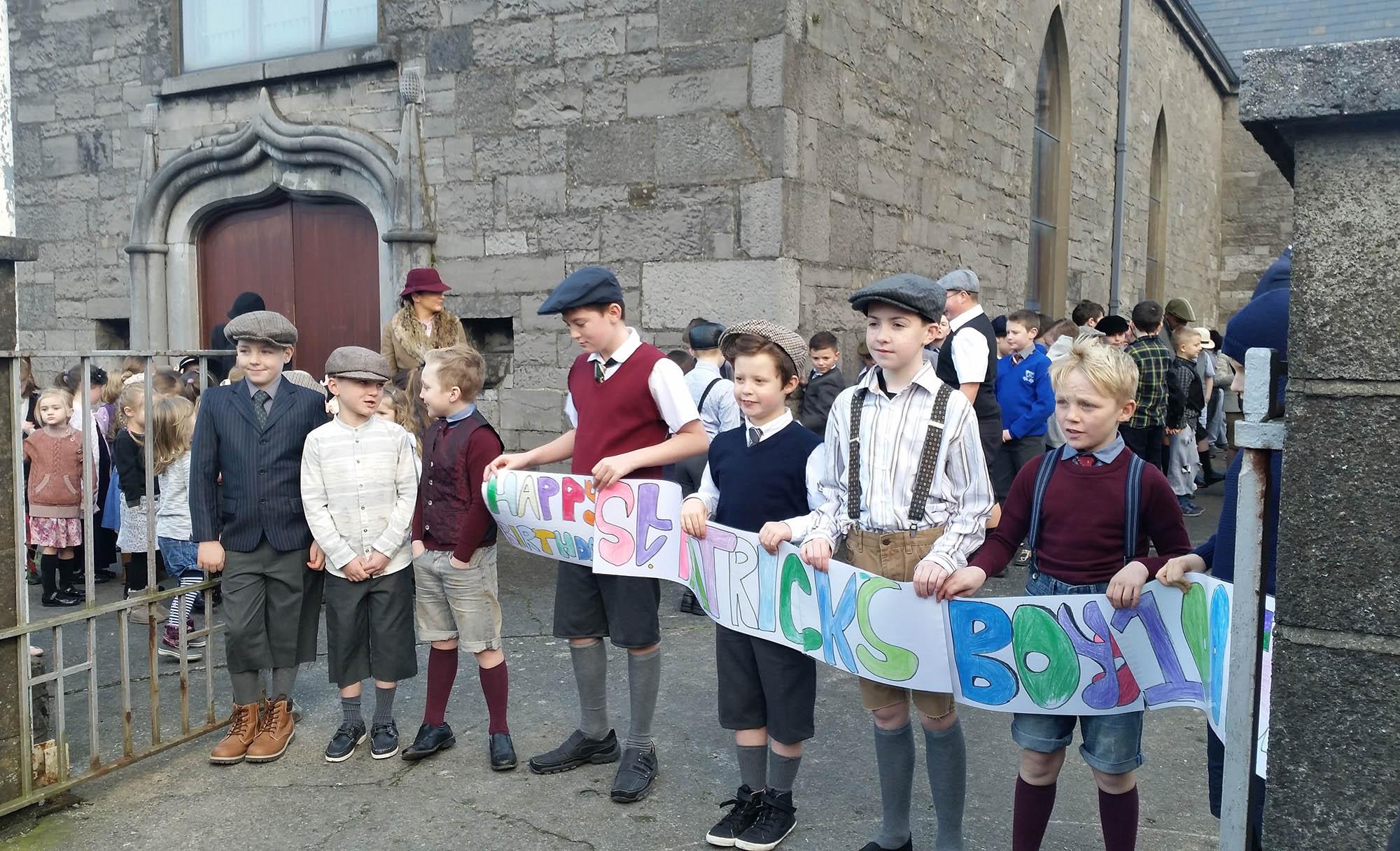 St Patrick's School 100 Year Anniversary