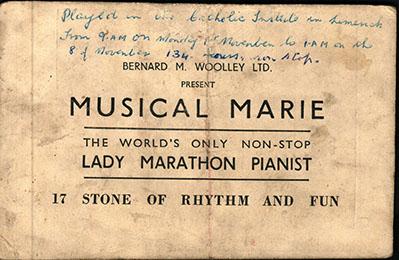 musical marie
