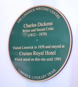 Limerick 1858 – A Tale of Two Cities