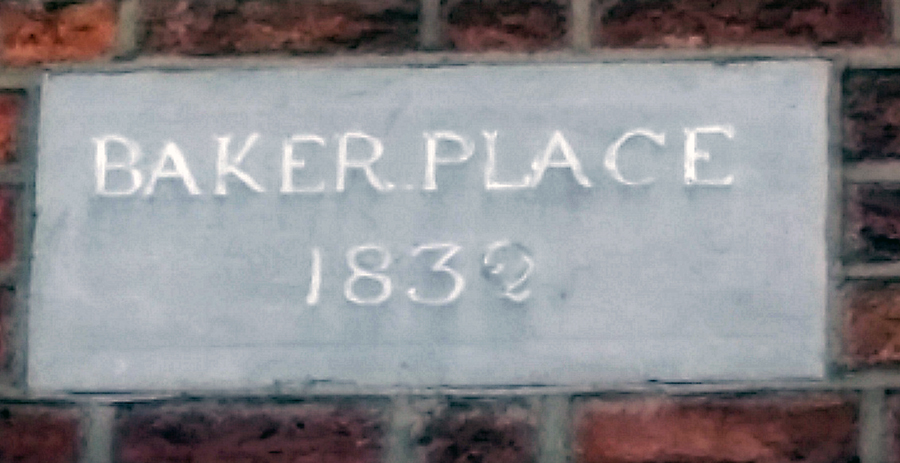 bakers place