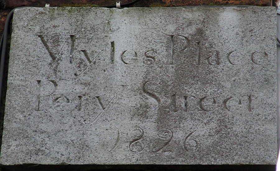 myles place 1826