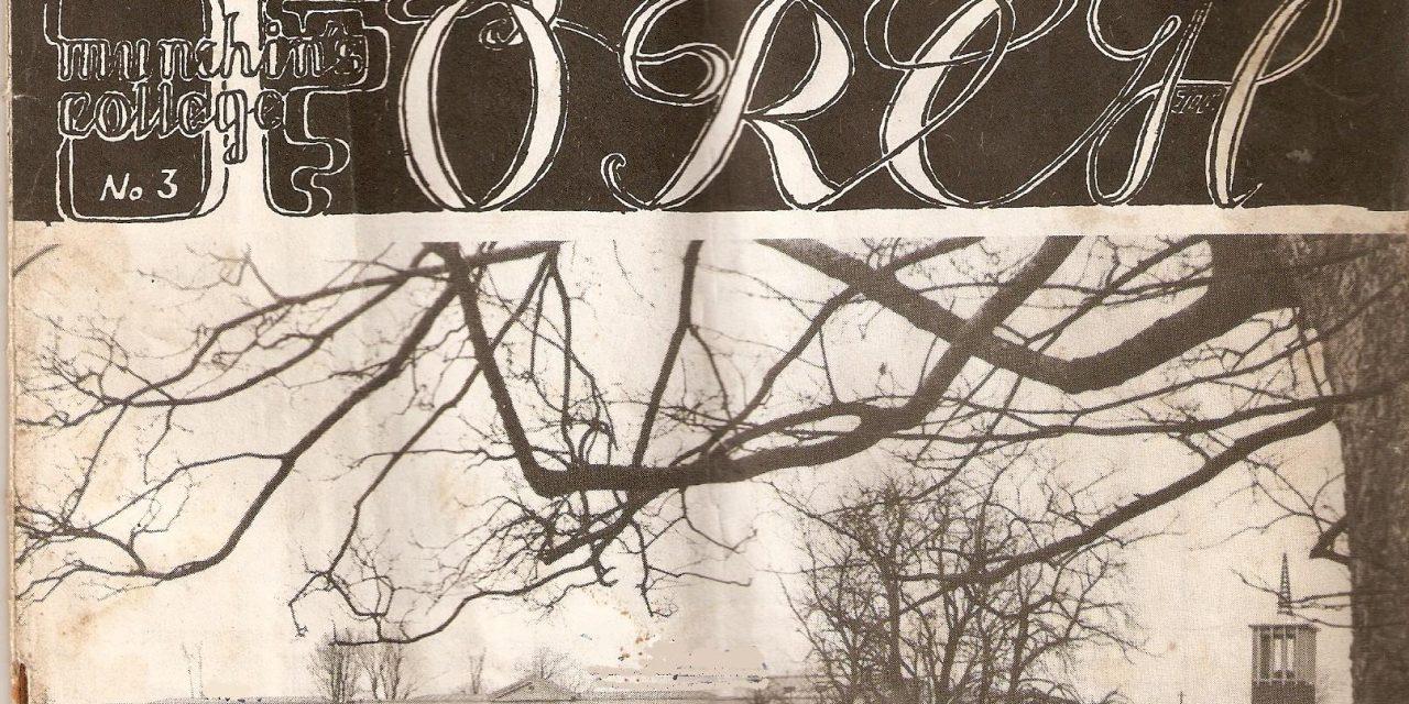 The Torch – The St Munchin's College School Magazine 1980s