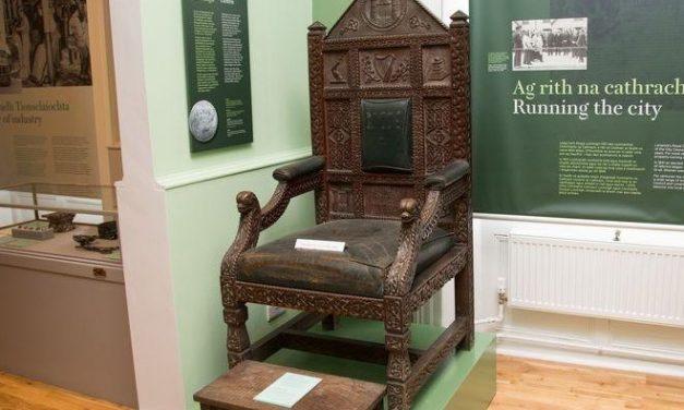 Limerick Museum on Henry Street – Video by Pat Howard