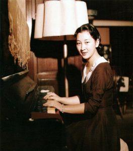 Michiko Shōda, 1958, emperess of Japan