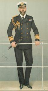 Prince Louis of Battenberg 1905