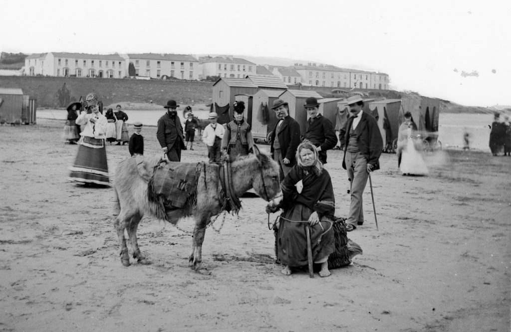 Kilkee in the 1890s (Lawrence Collection)