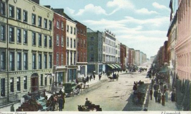 1883 – A Tour Guide's Description of Limerick