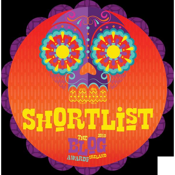 short list 2018 badge