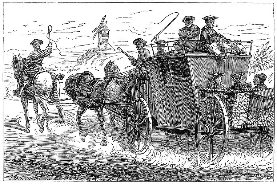 Andrew Buchanan's Limerick to Dublin Stagecoach of 1784