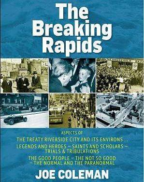 The Breaking Rapids a publication by Joe Coleman