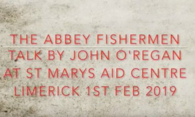 John O'Regan talk on The Abbey Fishermen – Video