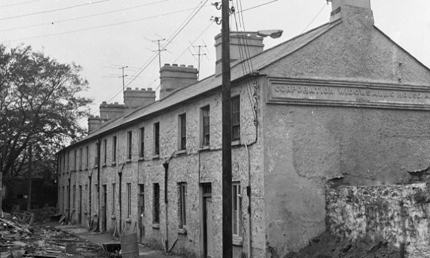 The Story of the Widows Alms Houses off Nicholas Street