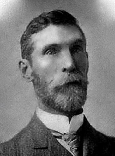 Henry Strafford Ferrar, the great grandson of John Ferrar