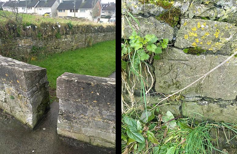 St Patrick's Well Benchmark