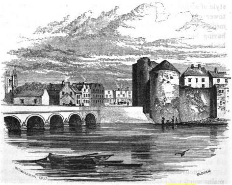 Three Days on the Shannon: From Limerick to Lough Key 1852