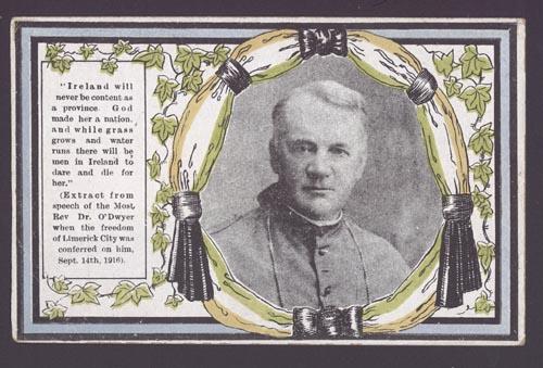 January 22 Bishop O'Dwyer
