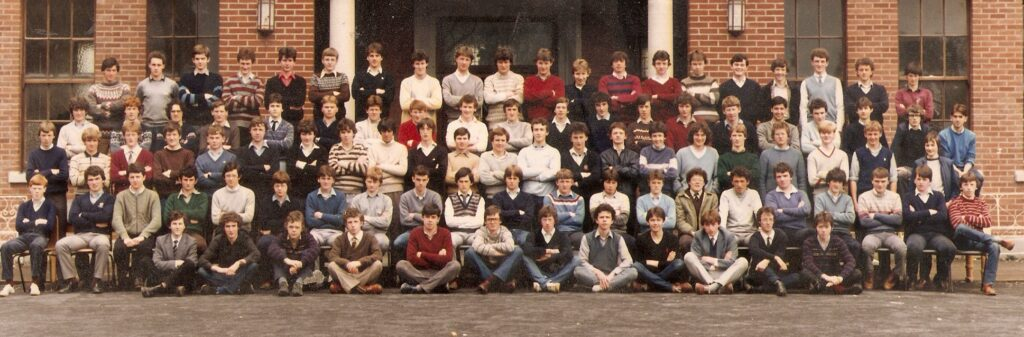 class of 1983 St munchins college