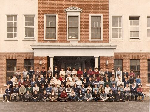 Class of 1983 from St Munchin's College
