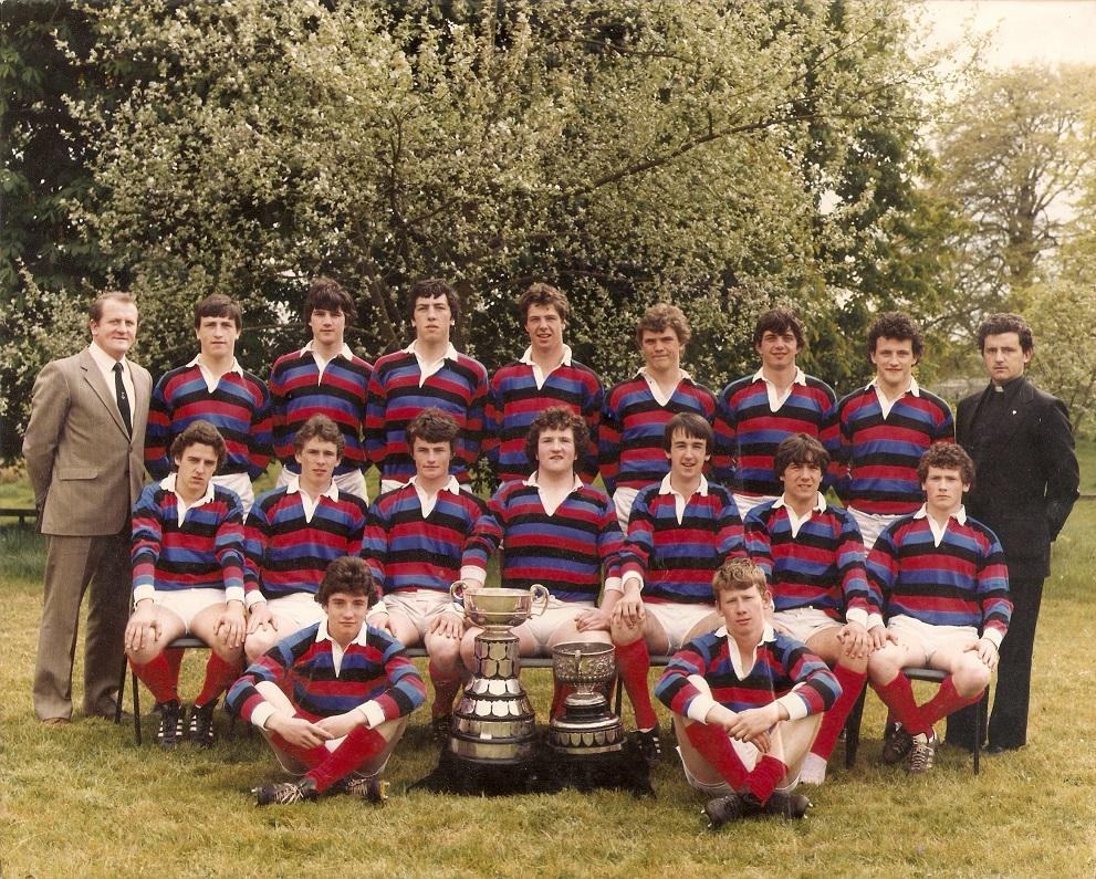 1982 senior cup winnders st munchins