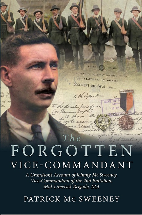 cover of the forgotten vice-commadant by Pat McSweeney